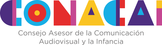 Logo del Consejo Asesor de la Comunicación Audiovisual y la Infancia